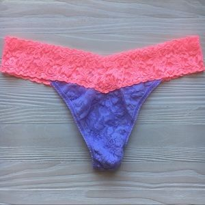 Pink & Purple Color Play by Hanky Panky